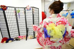Kimono rental shop Hidetora
